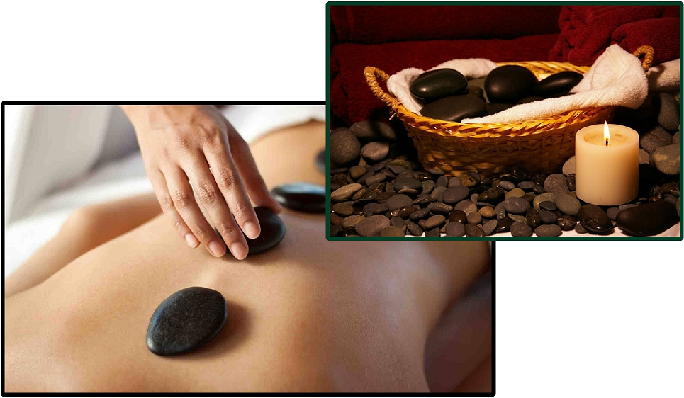 Hot Stone Healing Massage